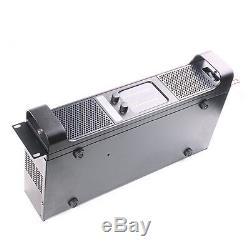 2 Channel 2100 Watts Rack Mount Professional Power Amplifier Tulun play TIP600