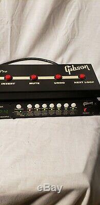 2000s Gibson Echoplex Digital Pro Plus Rackmount Delay with Footswitch