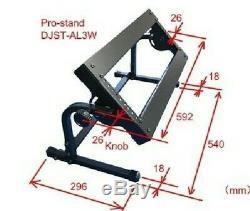 3U 19\' Steel Rack Mount Stand for DJ Mixer / PRO-STAND DJST-AL3W Black