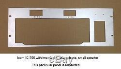 4U RACK MOUNT for ICOM IC-756 Standard & Pro With Handles