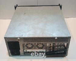 4U Rackmount Server/Desktop Gaming PC Win-10 PRO XEON 6-Core 3+GHz 16GB RAM SSD