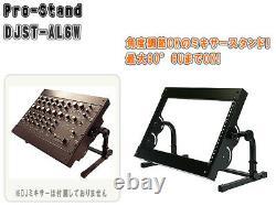 6U Steel Rack Mount Stand for DJ Mixer PRO-STAND DJST-AL6W New