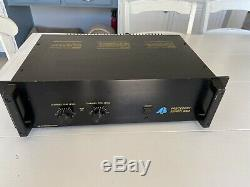 AB International Precedent Series 600A Professional Rack Mount Power Amplifier