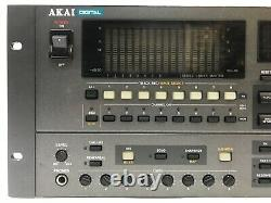 AKAI DR8 PRO AUDIO RACK MOUNT 16CH DIGITAL HDD RECORDER Fully Tested