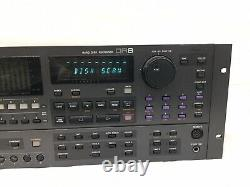 AKAI DR8 Pro Audio Rack Mount 16CH Digital HDD Recorder Tested #10617