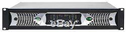 ASHLY nXe3.04 Pro 12kW Bridged 4 Channel Network Rackmount Power Amplifier