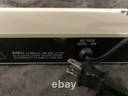Akai Me25s Pro Audio Rack Mount MIDI Programmable Note Separator