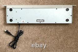 Akai Professional ME30P Rack Mount MIDI Programmable Patch Bay w User Manual