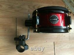 Alesis Strike Pro SE 8 inch Rack Tom Drum Red Sparkle With Generic Mount