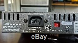 Ampeg SVP Pro Bass Guitar Rackmount Tube PreAmplifier Mint! Free Shipping