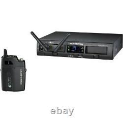 Audio-Technica ATW-1301 System 10 PRO Rack-Mount Transmitter System (2.4 GHz)
