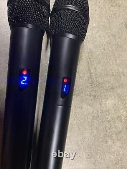 Audio-Technica ATW-1322 System 10 PRO Rack-Mount Wireless System Dual Handheld