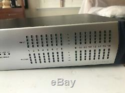 Avid Digidesign 192 Pro Tools HD 16 Channel Audio Interface 2 Digital I/O Cards