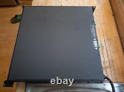 BOSE Entero 4700 Power Amplifier 4-Channel Professional Rack Mount Amplifier