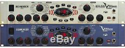Behringer Bass V-Amp Pro + Guitar Vamp Pro (2 Rack Mount Modeling Amplifiers)