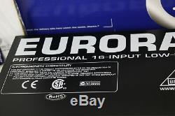 Behringer Eurorack Pro Mixer RX1602 Rack Mount Line Mixer Complete in Box