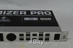 Behringer ULTRAMIZER PRO DSP1424P DSP Rack-Mount Processor
