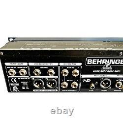 Behringer V-AMP Pro Rackmount Guitar Amp Modeler and Multi-Effect Unit