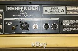 Behringer V-Amp Pro Effects Processor Rack Mount Unit