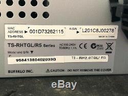 Buffalo Terastation Pro iSCSI NAS Rackmount 3x500Gb HDD (R5)