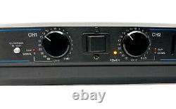 CARVIN HT-150 Professional Guitar Studio Room Rack Mount Stereo Power Amplifier