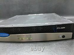 CROWN CTs 4200 4 Channel Professional Power Amplifier Rackmount GCTS4200A