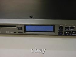 Clean Tascam CD-01U Pro Rack Mount CD Player