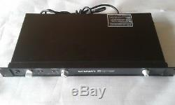 Crown D-45 Professional Rack Mount Stereo Power Amp Super Nice
