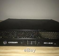 Crown XLS 402 Pro Audio Power Amplifier Rack Mount