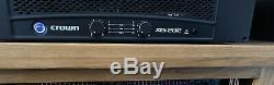 Crown XLS205 Professional Power Amp 200watt DJ Or Band Amplifier 19 Rack Mount