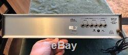 DBX 500 PROFESSIONAL DISCO BOOM BOX SUBHARMONIC SYNTHESIZER withRACK MOUNT Works