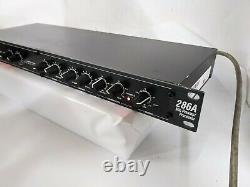 Dbx 286A Rack Mount Pro Audio Microphone Mic Preamp Pre-Amp Processor