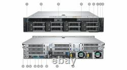 Dell Precision R7920 WorkStation Barebone 32GB Ram 2X 8TB HDD Dual Heatsinks Pro