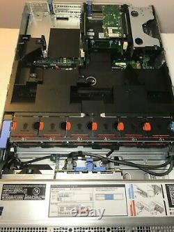 Dell R7910 2x Xeon E5-2620V3 128GB DDR4 300GB Win10PRO 2x1100w