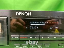 Denon DN-720R HX Pro Rackmount Cassette Deck
