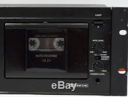 Denon DN-T620 Rack Mount Professional CD & Cassette Combo Deck