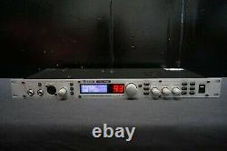 DigiTech Vocalist Live Pro 1U Rack Mount Vocal Harmony Processor 100V