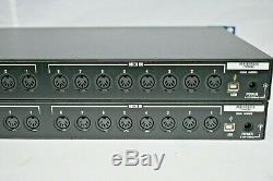 Digidesign MIDI I/O Interface 10x10 for Pro Tools HD Rack Mount MH041 (ONE)