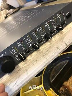 Electro-Voice EV DX38 Professional Digital Sound System Rack Mount Processor