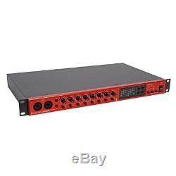 FOCUSRITE CLARETT OCTOPRE Professional Audio Digital Studio Interface
