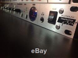 FOCUSRITE PLATINUM TRAKMASTER PRO channel strip mic preamp comp EQ DI rackmount