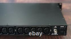 FURMAN PL-PRO DMC E Rack-Mounted Audio Power Conditioner w Built-In Voltmeter