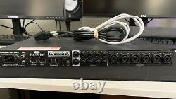 Focusrite Saffire PRO 40 Digital Recording Interface 20 In/ 20 Out with 8 Pre-Amps
