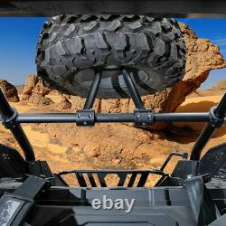 For Polaris RZR PRO XP /4 PREMIUM 2020-21 UTV RZR Spare Tire Carrier Mount Rack