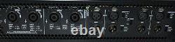 HH Electronics UK M4000 Class D Power Amplifier Professional Amp Rack Mount