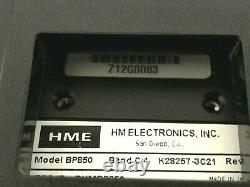 HME Pro 850 System Band 4/C BS850/BP850 Wireless Intercom System #7823 (One)