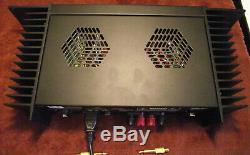 Hafler P1500 Trans Nova Professional Power Amplifier Rack Mount