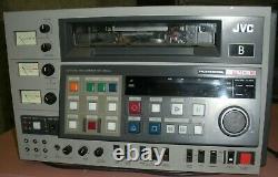 JVC CR-850U 3/4 Professional Editing Video Recorder