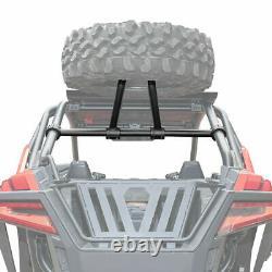 KEMIMOTO Spare Tire Carrier Mount Rack for Polaris RZR PRO XP 2020-21 2/4 Seater