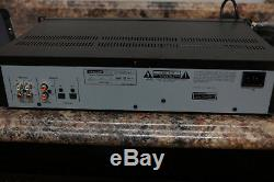 (LI)TASCAM CD-RW900MKII Pro Audio Rackmount CD Recorder Digital/Analog